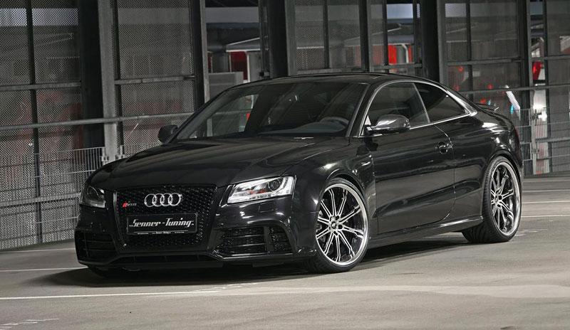 Audi RS5 od Senner Tuning: 56 koní k dobru: - fotka 4