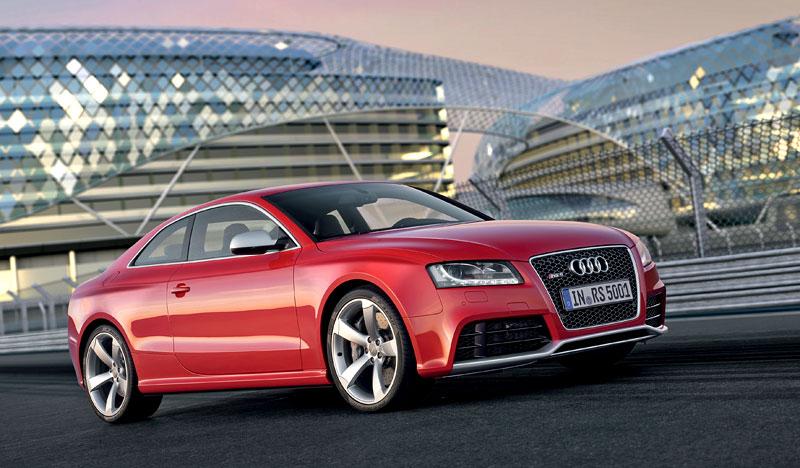 Audi RS5: velká fotogalerie: - fotka 32