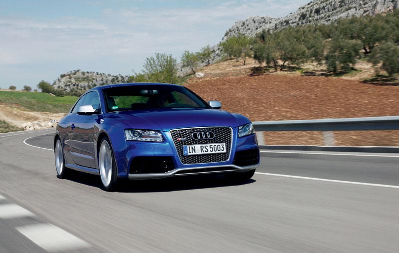 Audi RS5: velká fotogalerie: - fotka 33