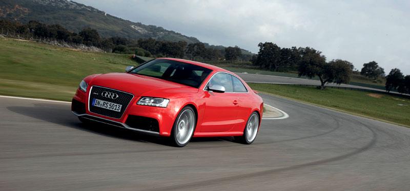 Audi RS5: velká fotogalerie: - fotka 37