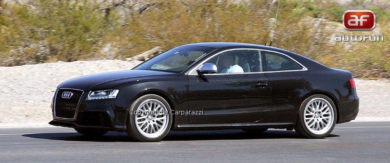 Spy Photos: Audi RS5 bez maskování!: - fotka 4