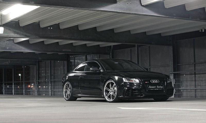 Audi RS5 od Senner Tuning: 56 koní k dobru: - fotka 5
