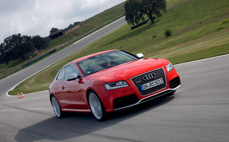 Audi RS5: velká fotogalerie: - fotka 42