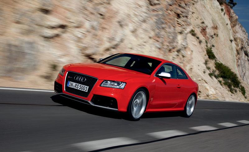 Audi RS5: velká fotogalerie: - fotka 44