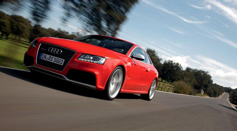 Audi RS5: velká fotogalerie: - fotka 45