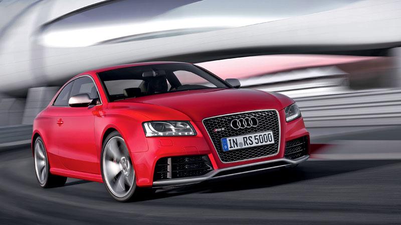 Audi RS5: velká fotogalerie: - fotka 41