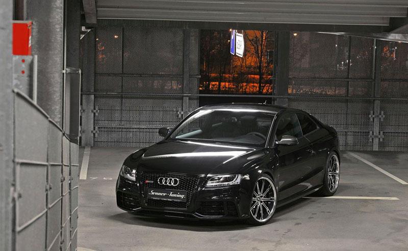 Audi RS5 od Senner Tuning: 56 koní k dobru: - fotka 6