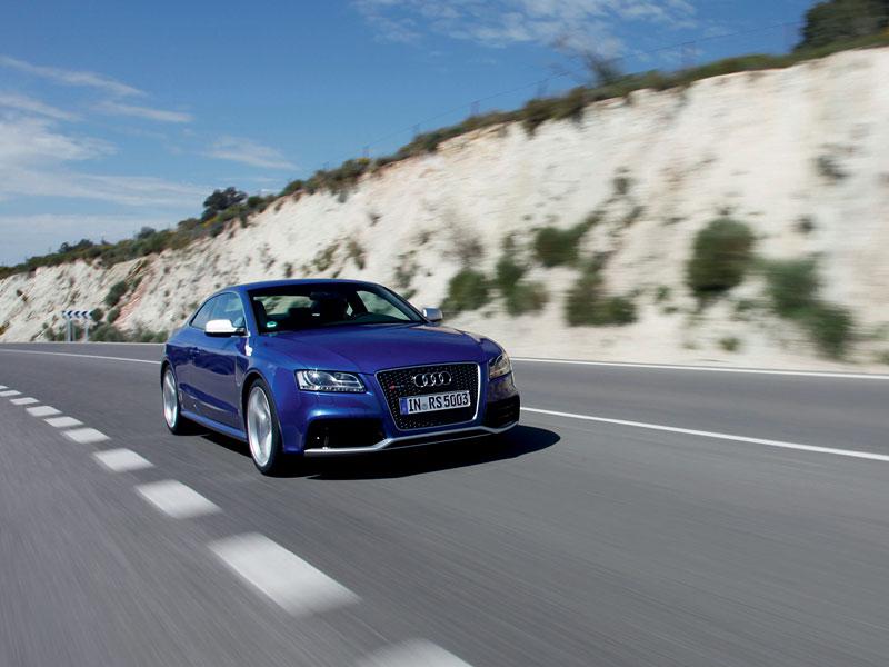 Audi RS5: velká fotogalerie: - fotka 48