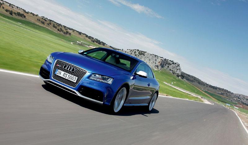 Audi RS5: velká fotogalerie: - fotka 49