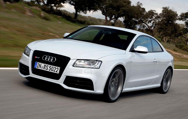 Audi RS5: velká fotogalerie: - fotka 53
