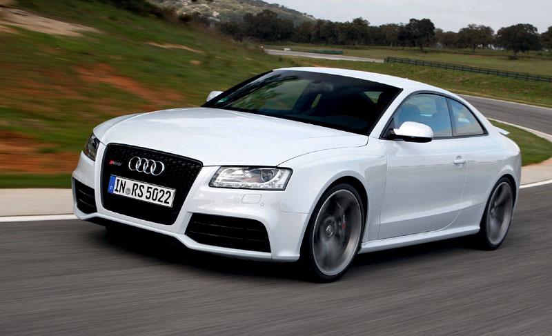 Audi RS5: velká fotogalerie: - fotka 55