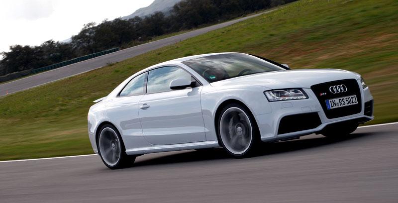 Audi RS5: velká fotogalerie: - fotka 56