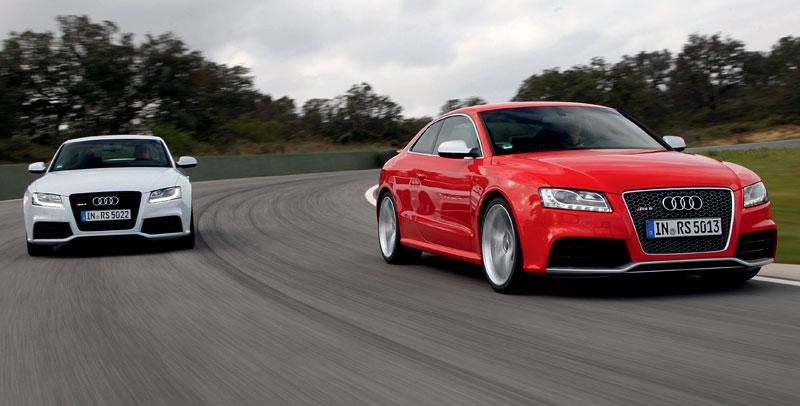 Audi RS5: velká fotogalerie: - fotka 57