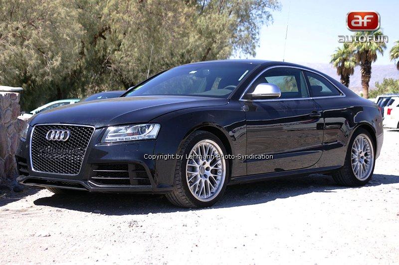 Spy Photos: Audi RS5 bez maskování!: - fotka 5