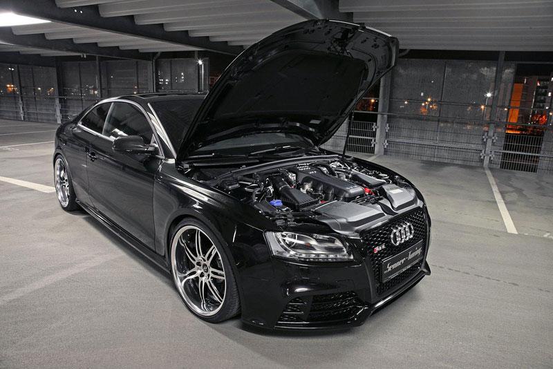Audi RS5 od Senner Tuning: 56 koní k dobru: - fotka 9