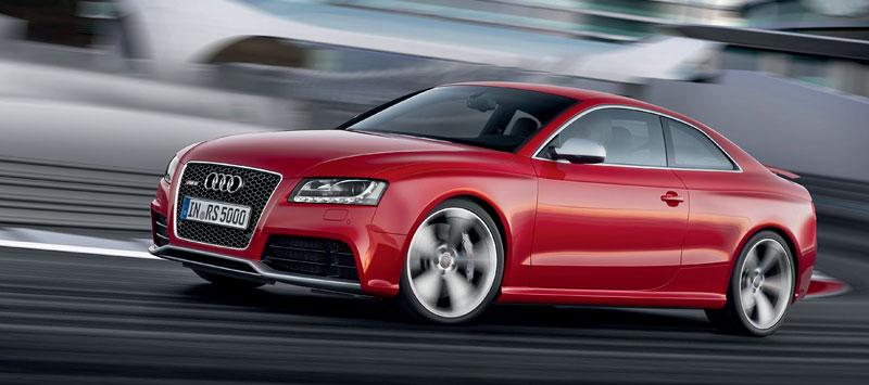 Audi RS5: velká fotogalerie: - fotka 61