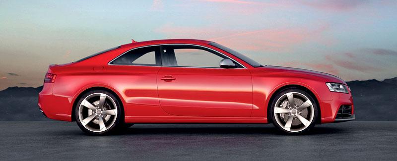 Audi RS5: velká fotogalerie: - fotka 64