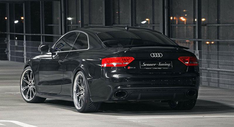 Audi RS5 od Senner Tuning: 56 koní k dobru: - fotka 13
