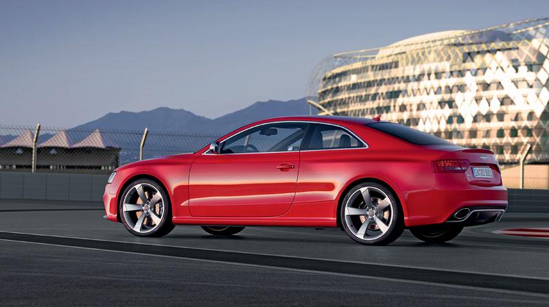 Audi RS5: velká fotogalerie: - fotka 71