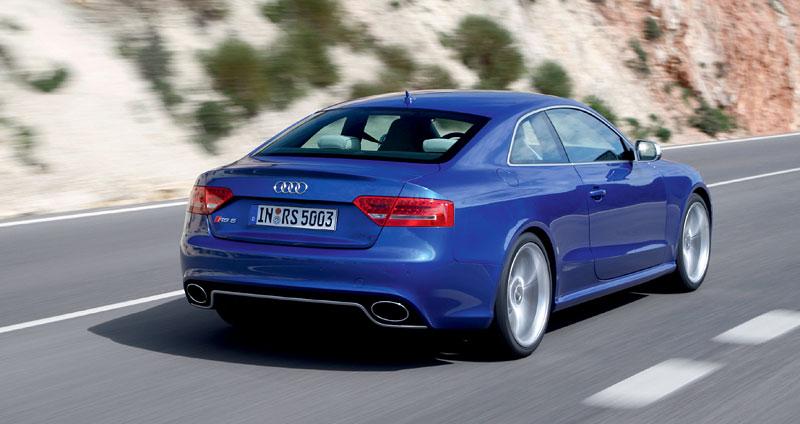 Audi RS5: velká fotogalerie: - fotka 74