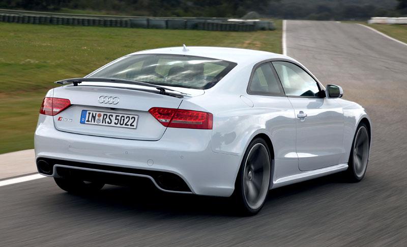 Audi RS5: velká fotogalerie: - fotka 76