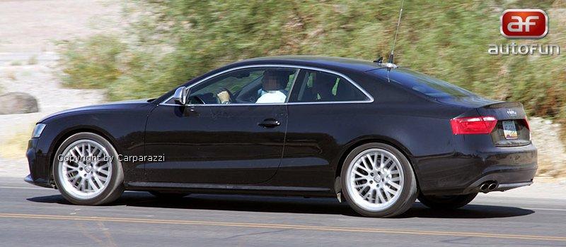 Spy Photos: Audi RS5 bez maskování!: - fotka 8