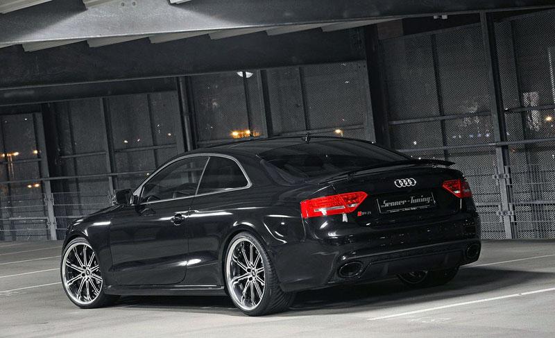 Audi RS5 od Senner Tuning: 56 koní k dobru: - fotka 14