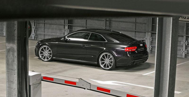 Audi RS5 od Senner Tuning: 56 koní k dobru: - fotka 15