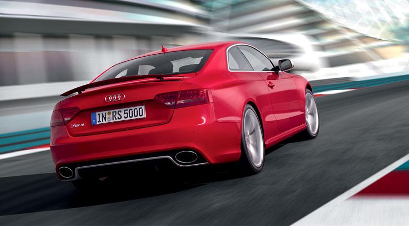 Audi RS5: velká fotogalerie: - fotka 82