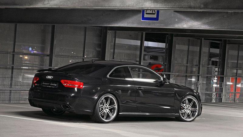 Audi RS5 od Senner Tuning: 56 koní k dobru: - fotka 17