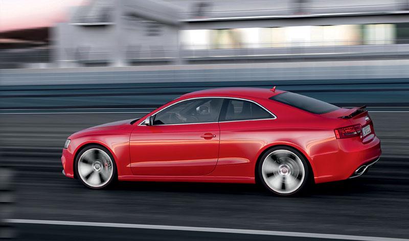 Audi RS5: velká fotogalerie: - fotka 83