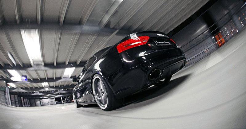 Audi RS5 od Senner Tuning: 56 koní k dobru: - fotka 18