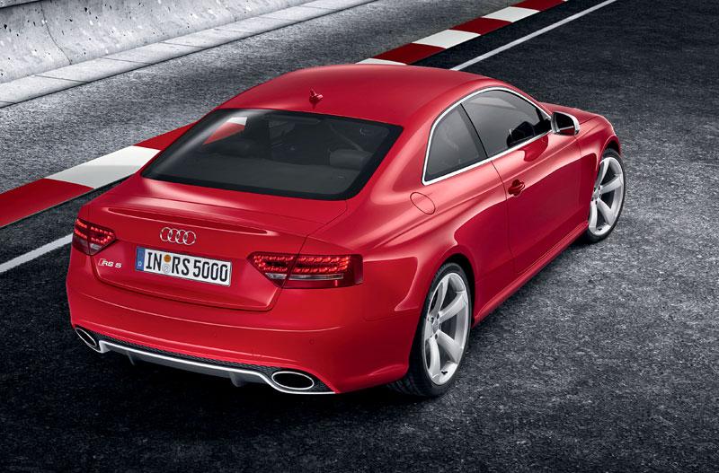 Audi RS5: velká fotogalerie: - fotka 85