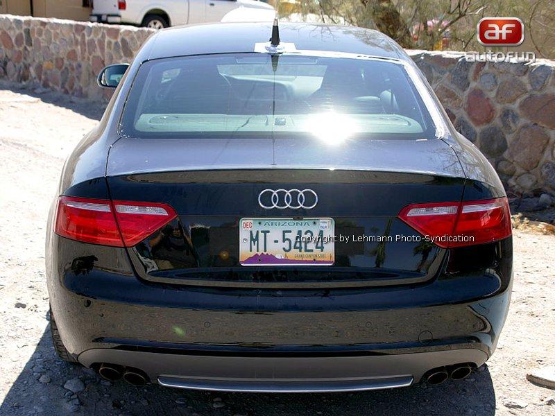 Spy Photos: Audi RS5 bez maskování!: - fotka 10