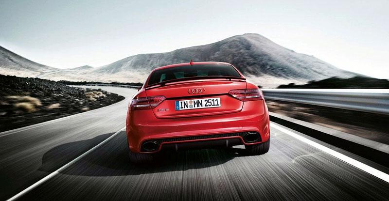 Audi RS5: velká fotogalerie: - fotka 89