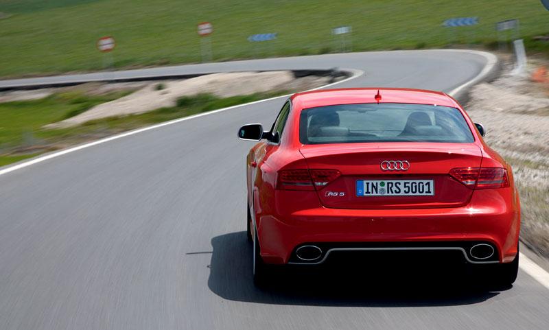 Audi RS5: velká fotogalerie: - fotka 92