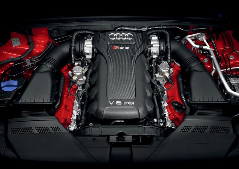 Audi RS5: velká fotogalerie: - fotka 93