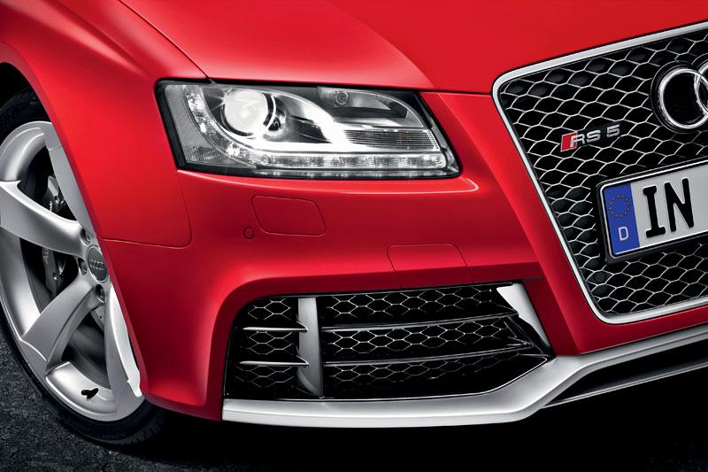 Audi RS5: velká fotogalerie: - fotka 101
