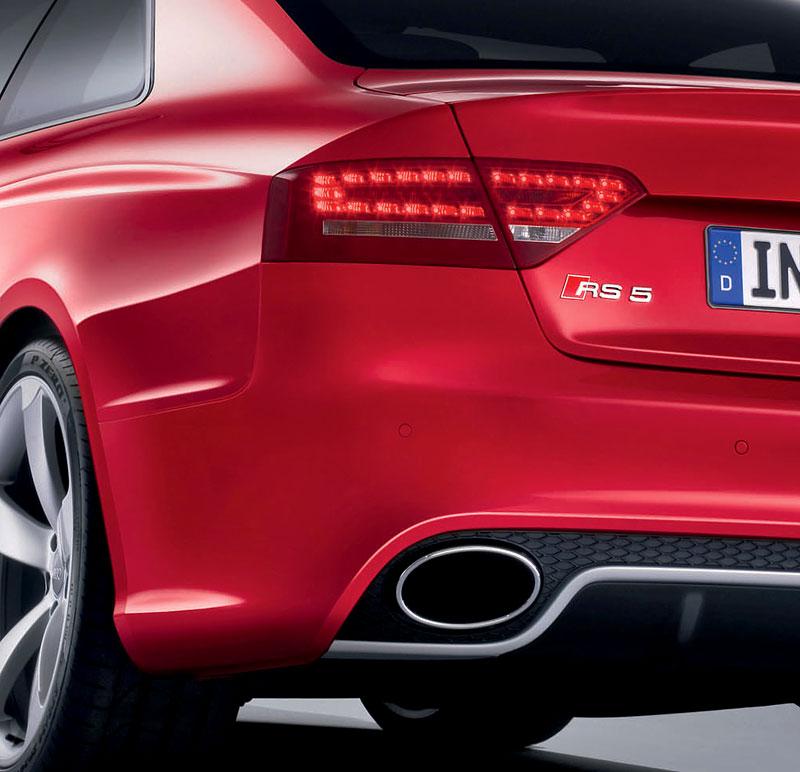 Audi RS5: velká fotogalerie: - fotka 102