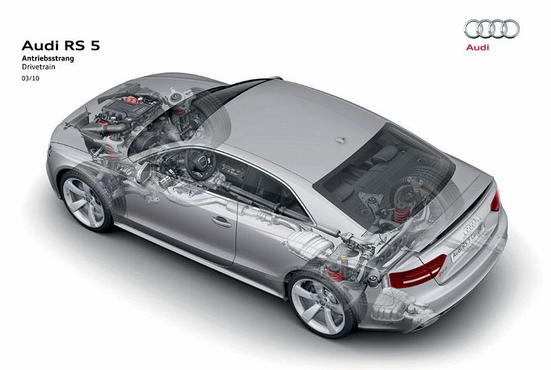 Audi RS5: velká fotogalerie: - fotka 120