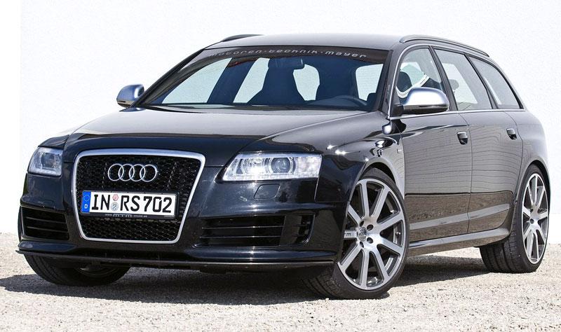 MTM Audi RS6 Avant: - fotka 3