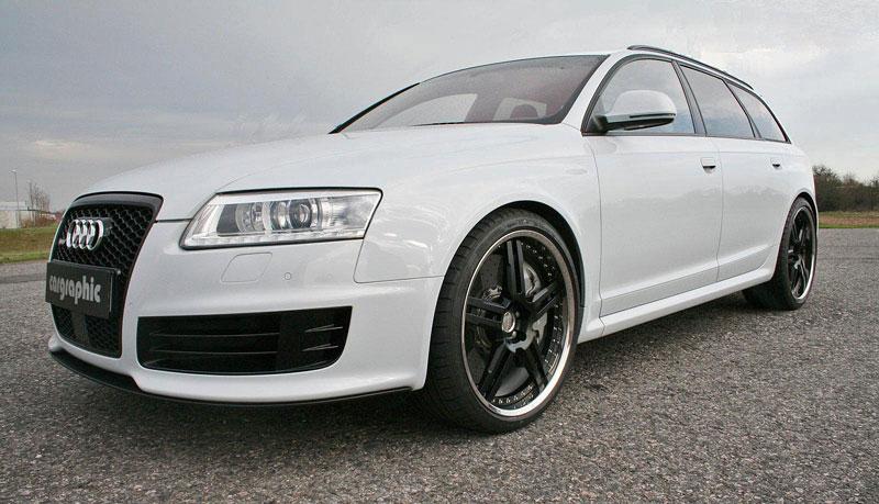 Audi RS 6 Avant: 665 koní od Cargraphic: - fotka 2