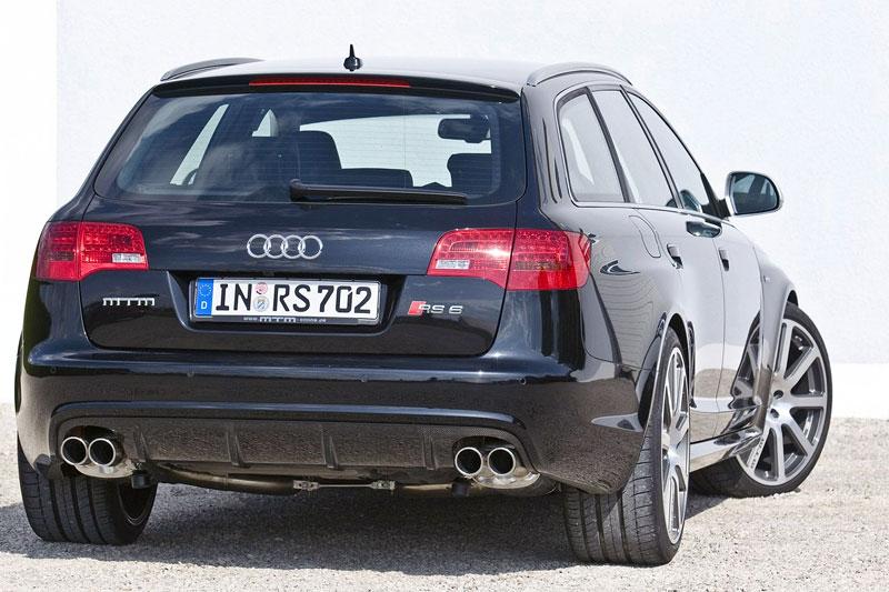 MTM Audi RS6 Avant: - fotka 6