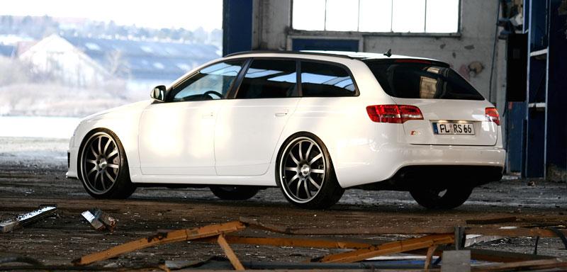Audi RS6 Avant by AVUS: White power: - fotka 4