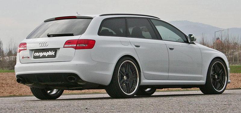 Audi RS 6 Avant: 665 koní od Cargraphic: - fotka 3