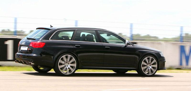 MTM Audi RS6 Avant: - fotka 7