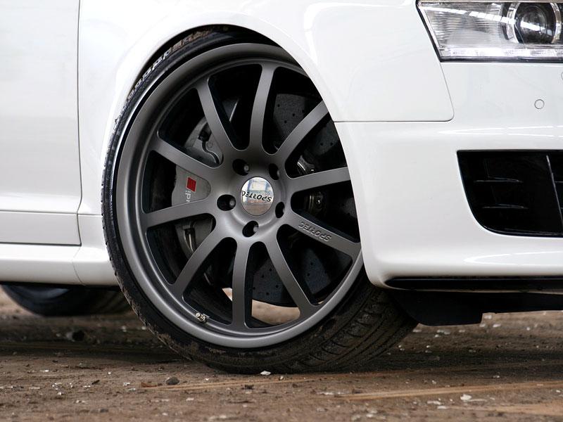 Audi RS6 Avant by AVUS: White power: - fotka 5