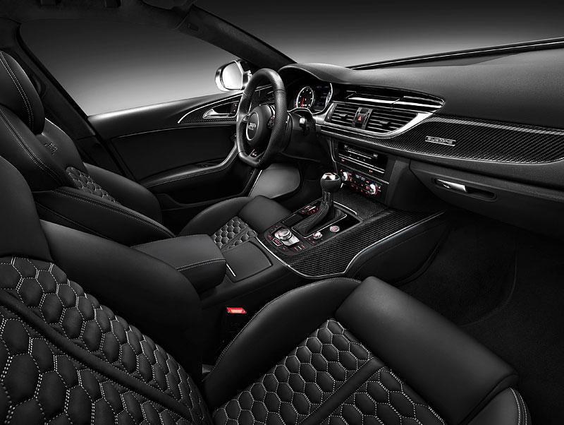 Audi připravuje ještě výkonnější verzi RS 6 Avant Plus: - fotka 2