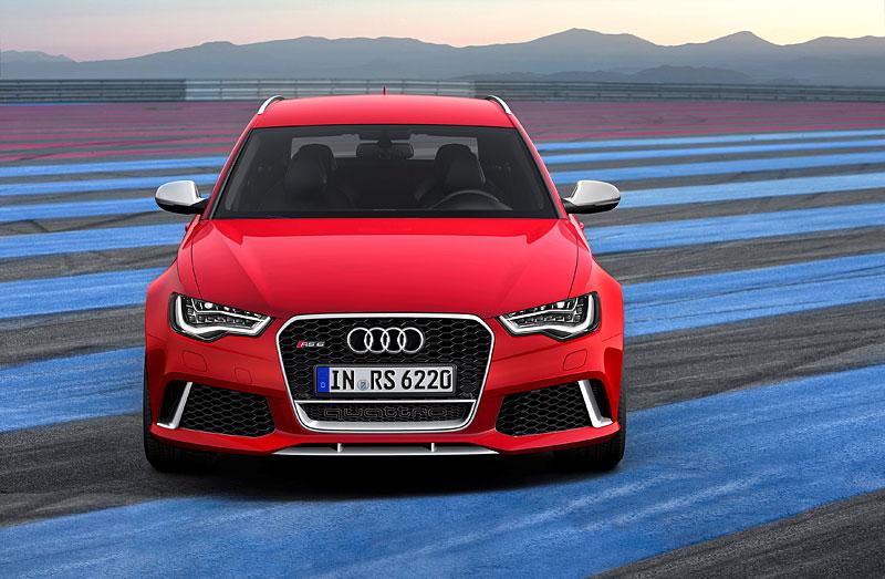Audi připravuje ještě výkonnější verzi RS 6 Avant Plus: - fotka 6