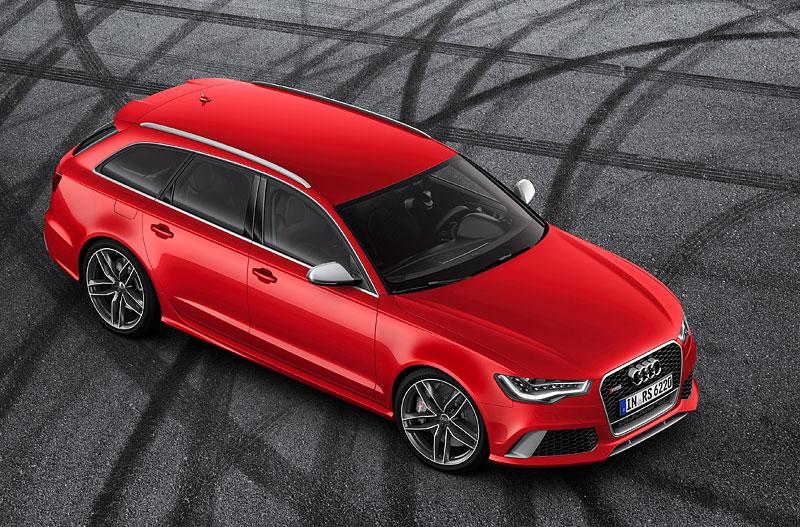 Audi připravuje ještě výkonnější verzi RS 6 Avant Plus: - fotka 9